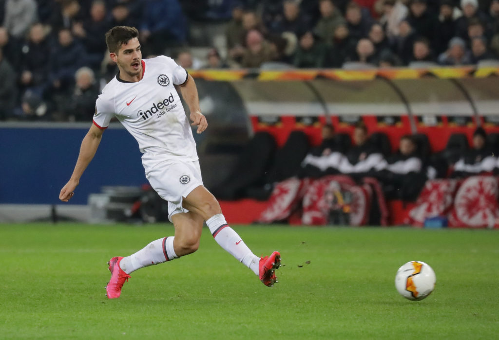 Eintracht Frankfurt striker Andre Silva is one striker linked with a move to Arsenal this summer.