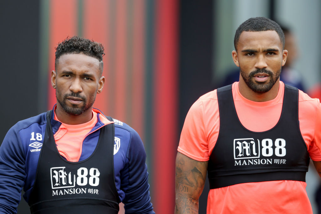 AFC Bournemouth Training Session
