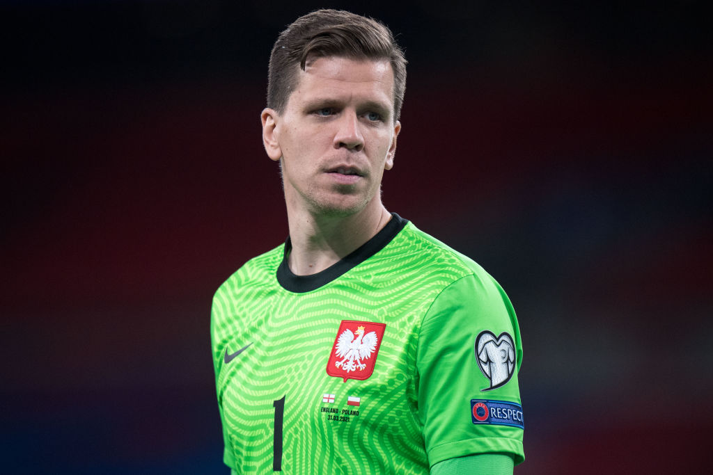 Arsenal and Spurs have both been linked with Wojciech Szczesny recently