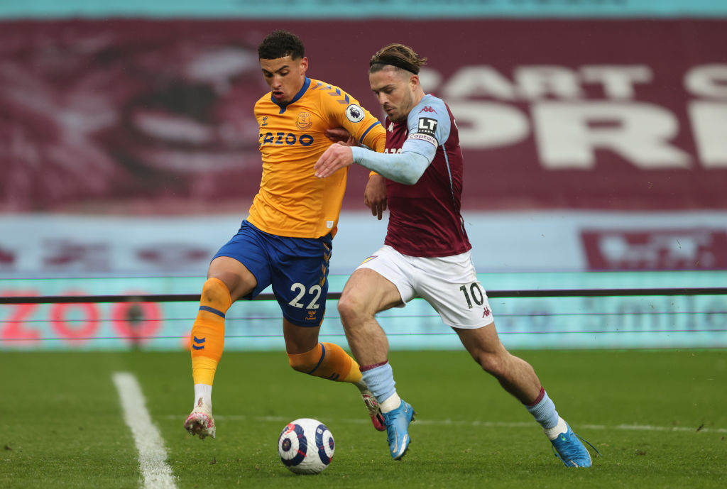 Aston Villa are reportedly braced for Manchester City to bid for Jack Grealish