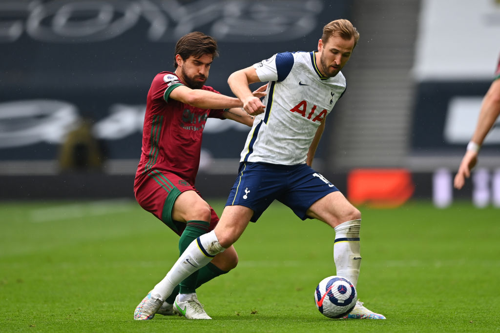 Harry Kane could lead Manchester City to European glory.