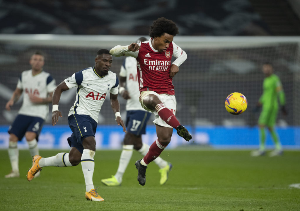 Willian has seen a move away from Arsenal fall through
