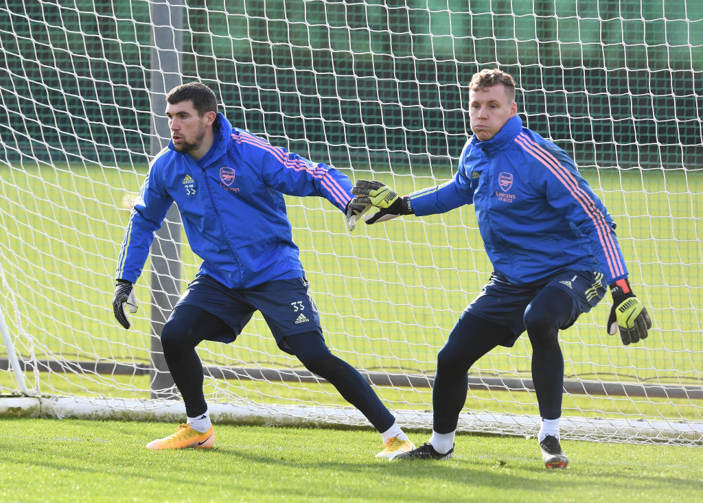 Arsenal have missed out on signing Mat Ryan.
