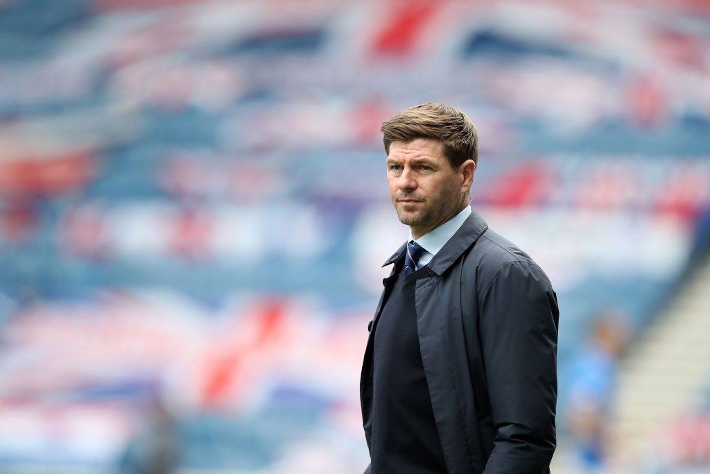 Report: Gerrard a candidate to be Everton manager - The Boot Room