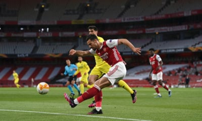 Arsenal v Villareal CF - UEFA Europa League Semi Final: Leg Two