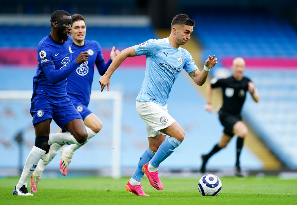 The 21-year-old could replace Sergio Aguero next season.
