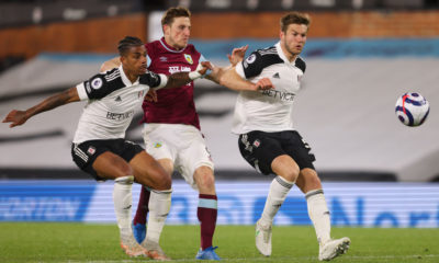Fulham v Burnley - Premier League