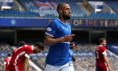Rangers v Aberdeen - Scottish Premiership