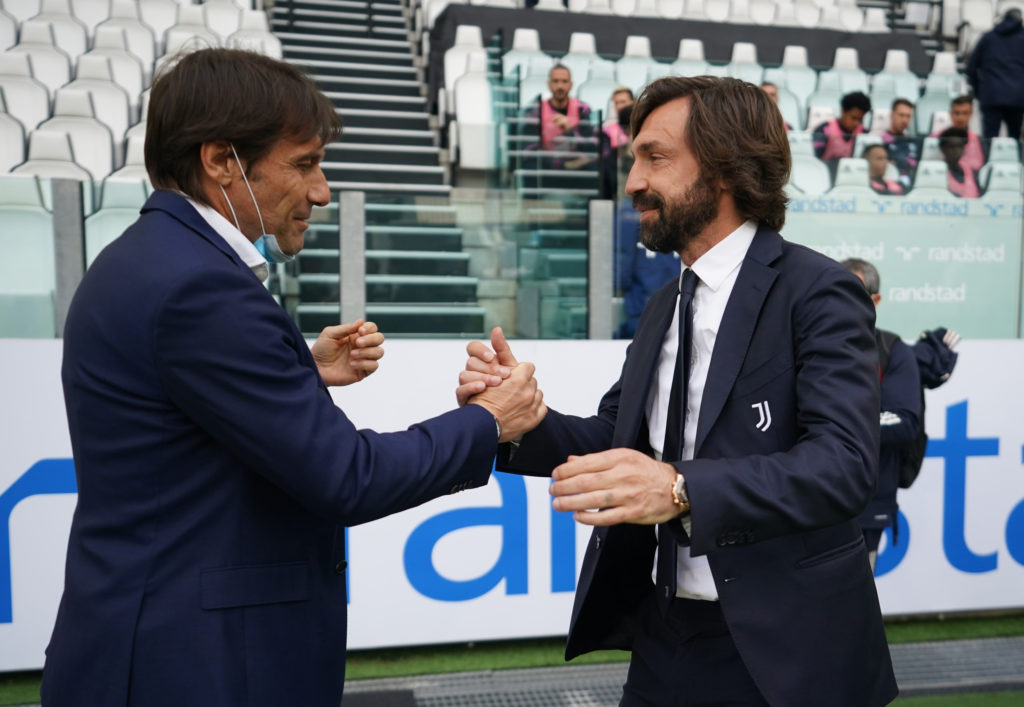 Conte is set to start talks with Tottenham