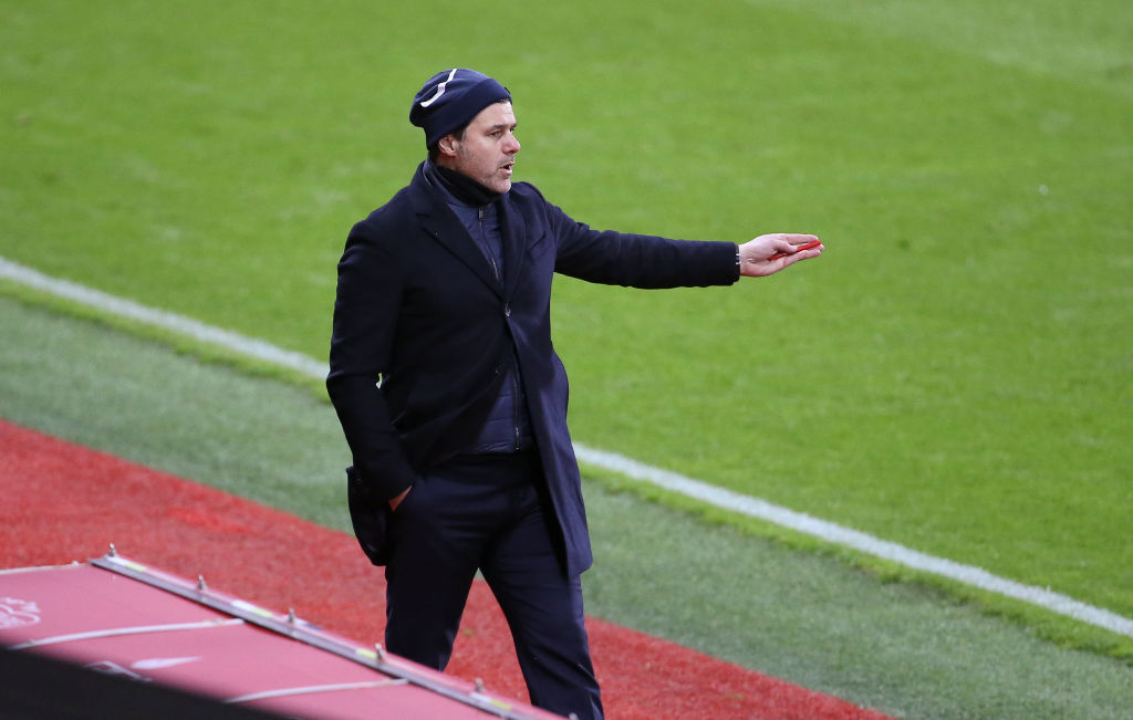 Pochettino and Artetat has drawn similarity over the sides they've built in north London.