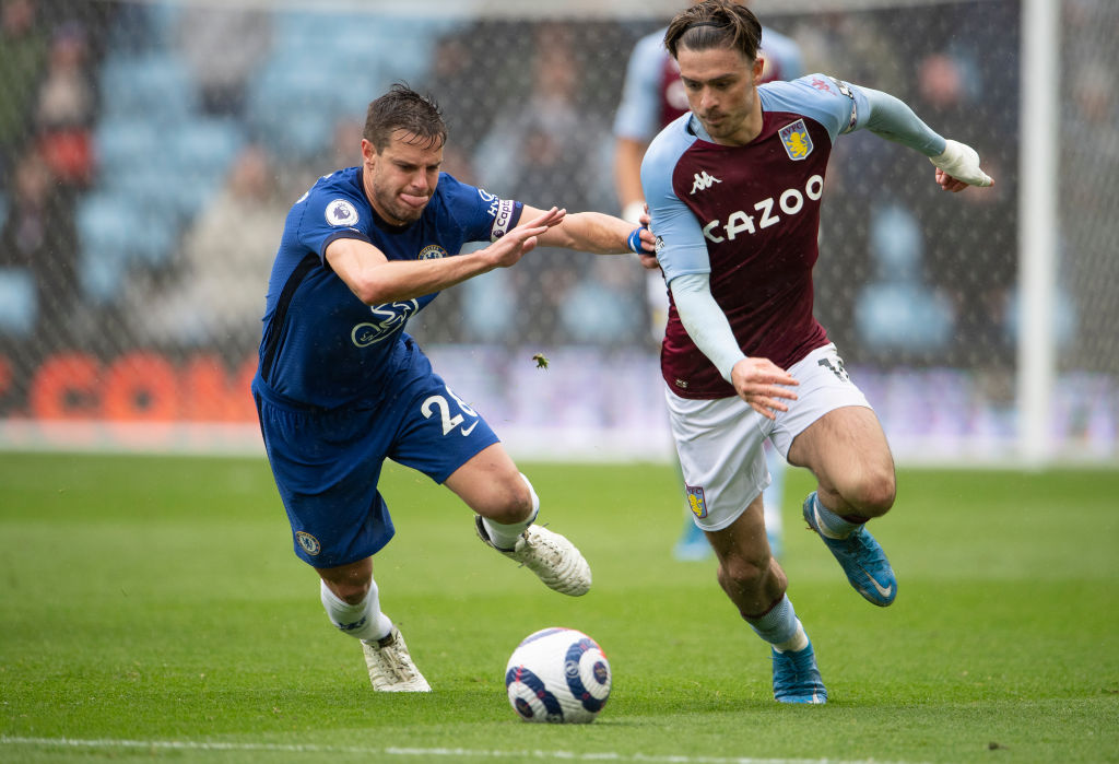 Jack Grealish is expected to agree personal terms swiftly should Aston Villa agree a fee with Manchester City