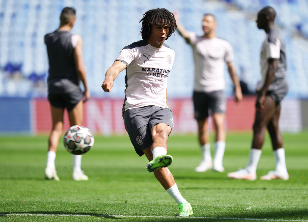 Manchester United want Nathan Ake from Manchester City in the transfer window