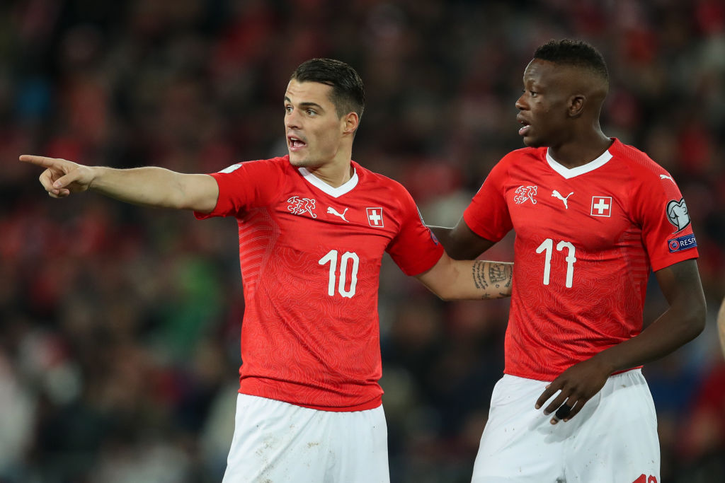 Report: Guardiola wants to sign 34-cap enforcer who Arsenal wanted this summer - TBR - The Boot Room - Football News