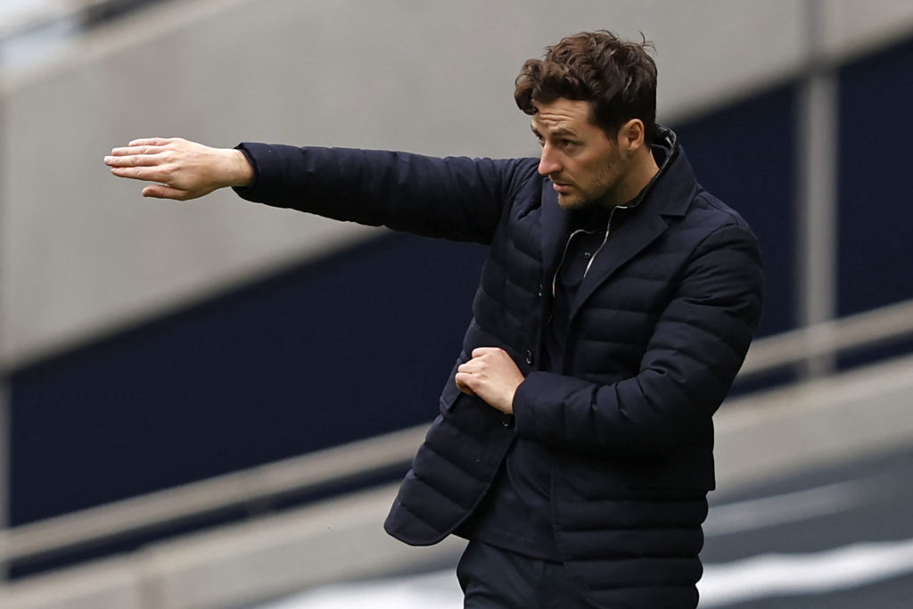Ryan Mason has been in interim charge since April.