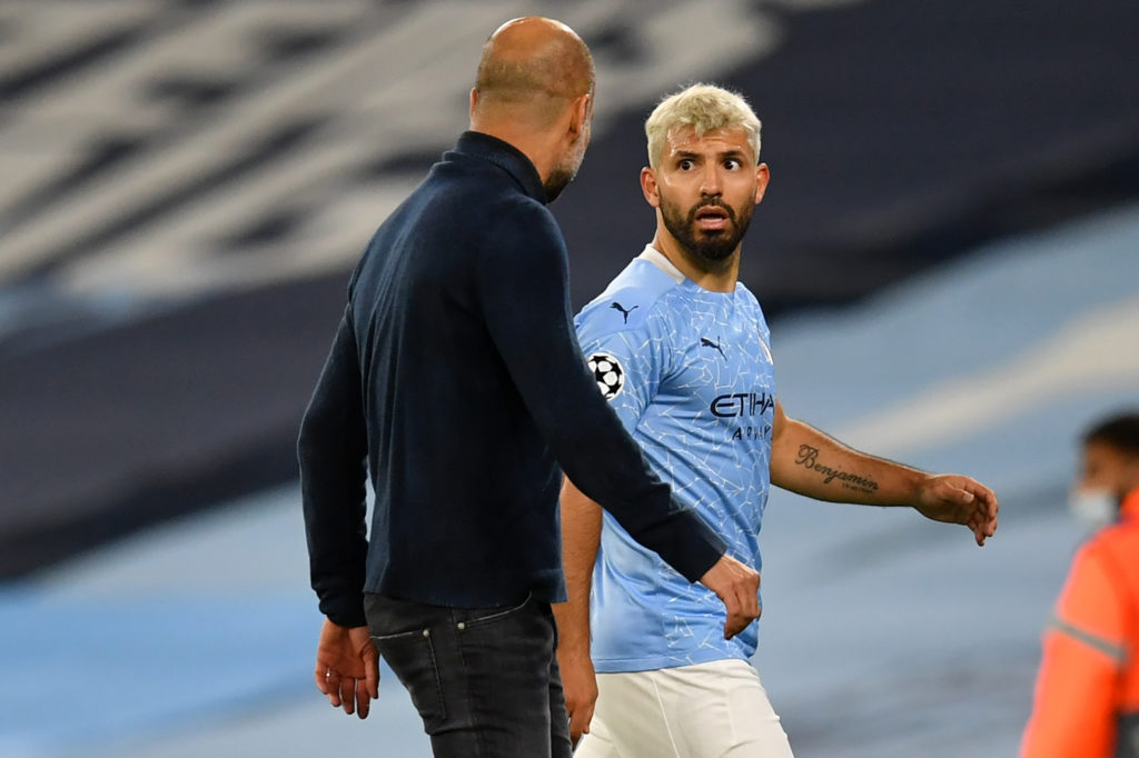 Manchester City will need to act fast to replace Sergio Aguero.
