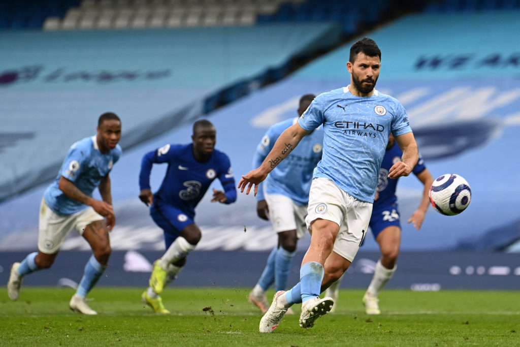 Aguero will leave Manchester City this summer.