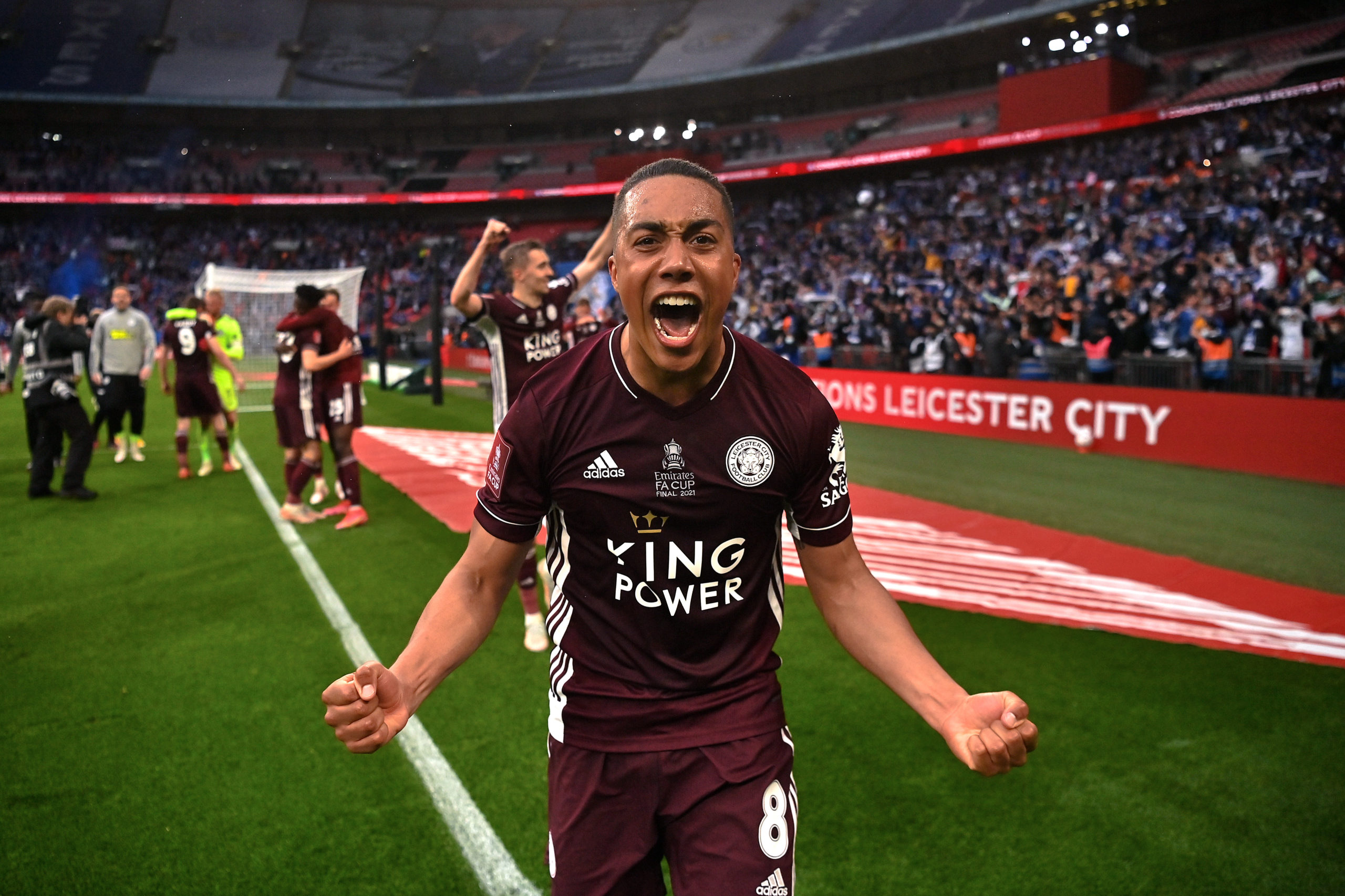 leicester-city-youri-tielemans-fa-cup-final-chelsea-wembley-stadium