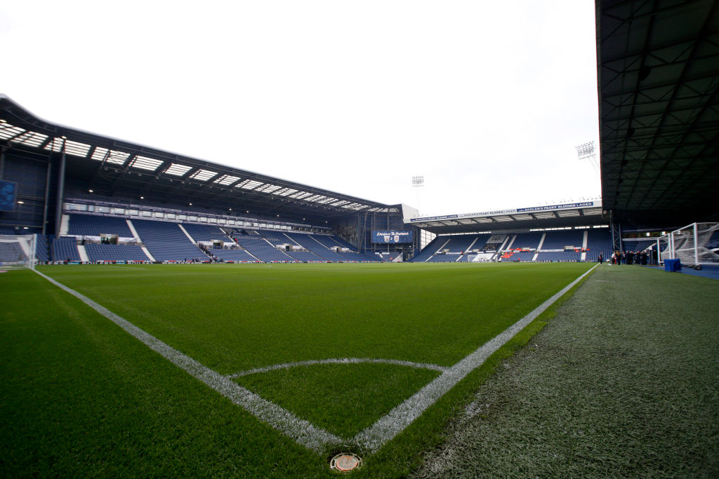West Bromwich Albion v Huddersfield Town - Sky Bet Championship
