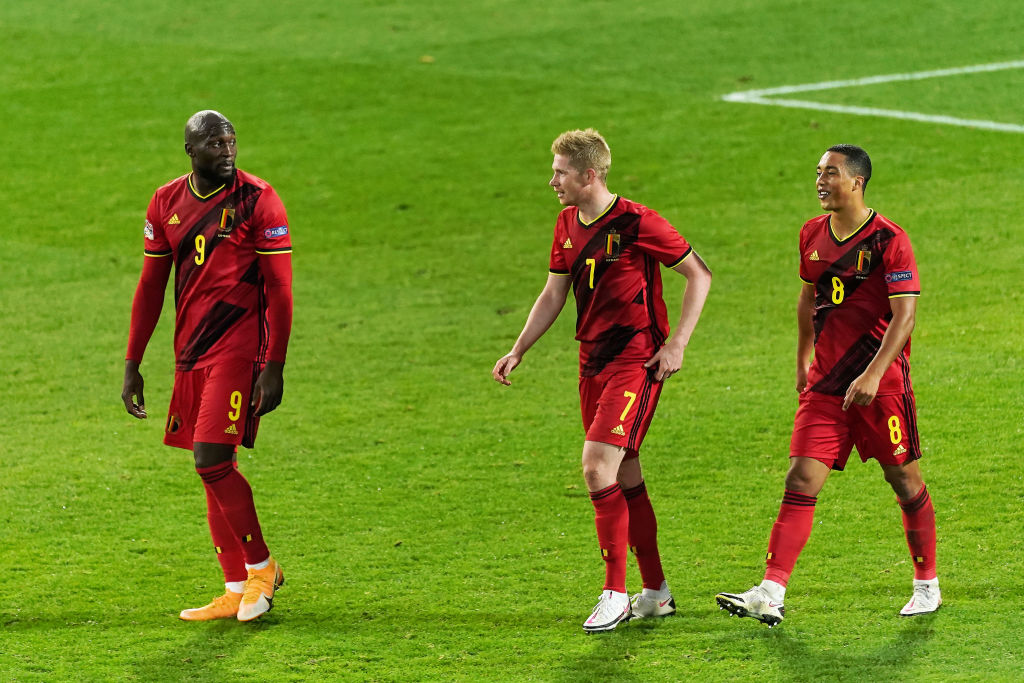 Belgium are one of the favourites for Euro 2020.