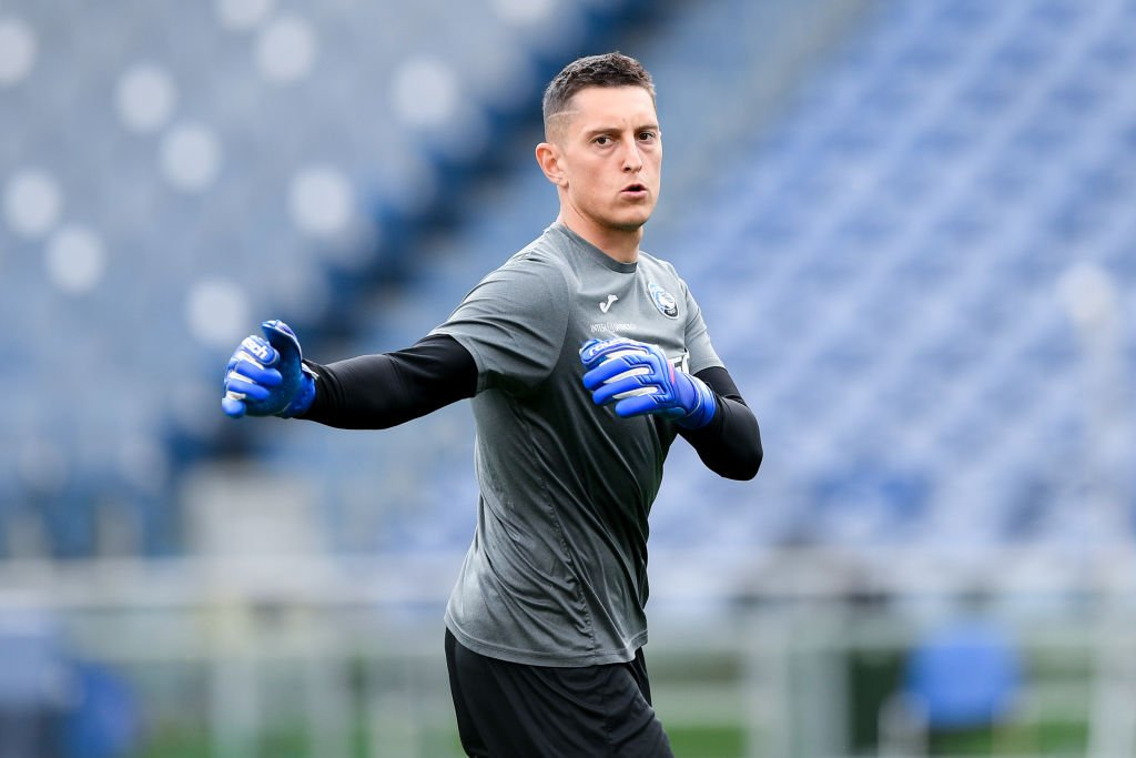 Spurs are reportedly in talks with Pierluigi Gollini