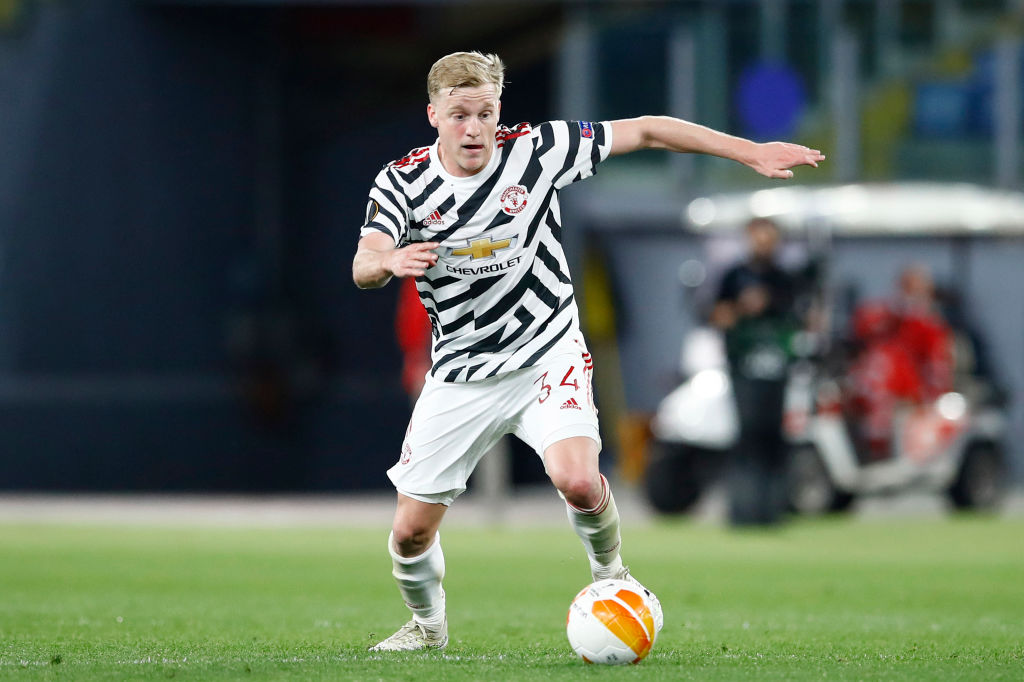 Arsenal transfer talk: The Gunners have been linked with Donny van de Beek