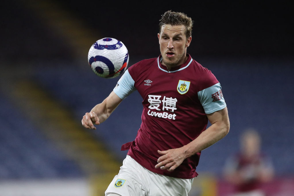 Aston Villa reportedly want Burnley striker Chris Wood in the transfer window