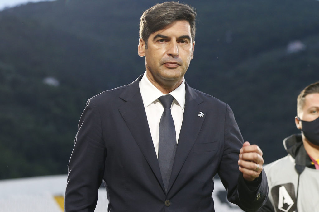Spurs nearly made Paulo Fonseca their manager