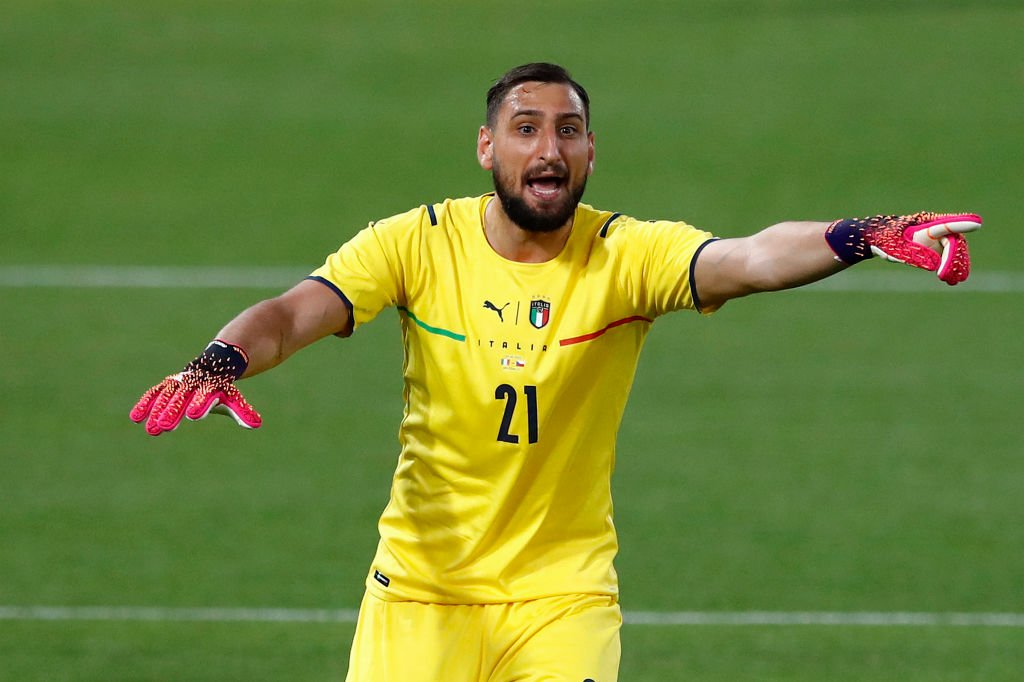 Reported Arsenal and Spurs transfer target Gianluigi Donnarumma could be loaned out immediately