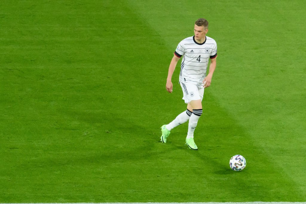 Reported Spurs target Matthias Ginter was excellent for Germany vs France