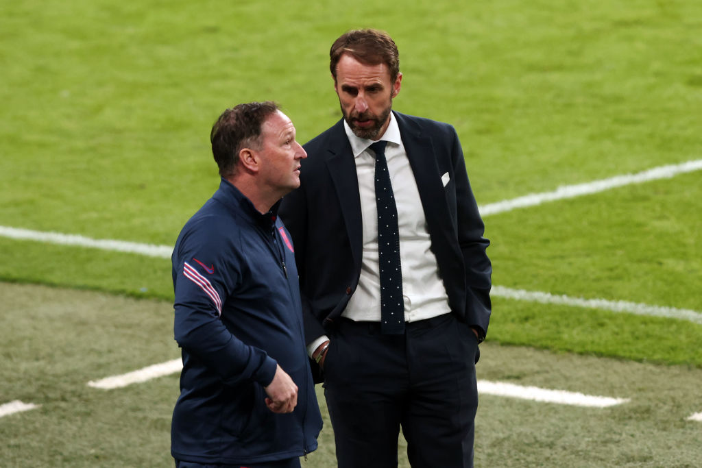 Southgate Tottenham New Contract