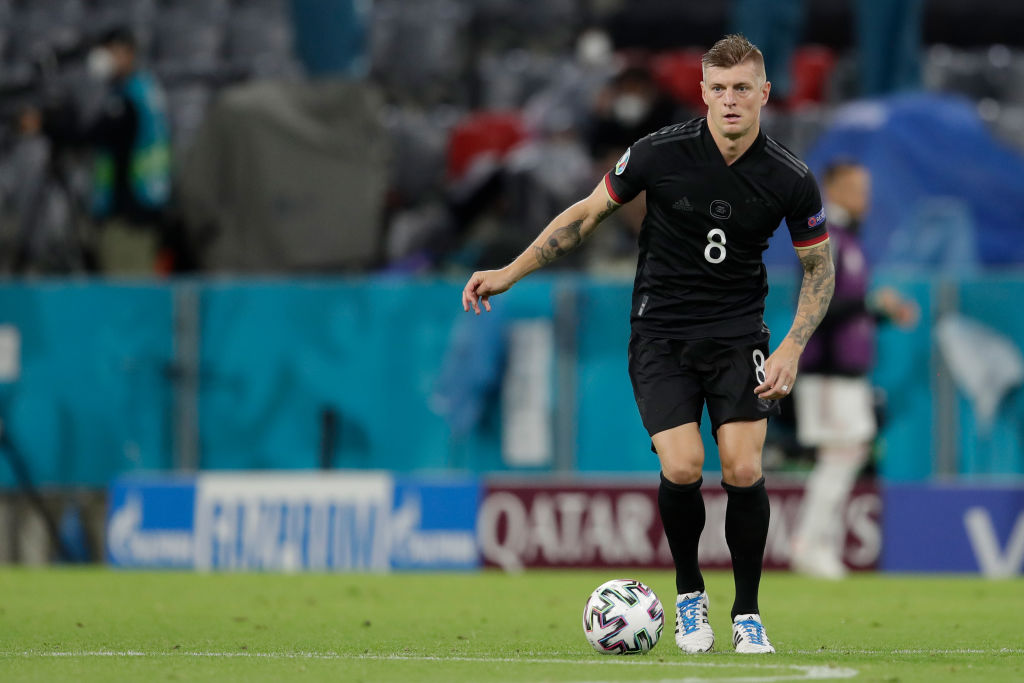 Toni Kroos could be key for Germany against England at Euro 2020