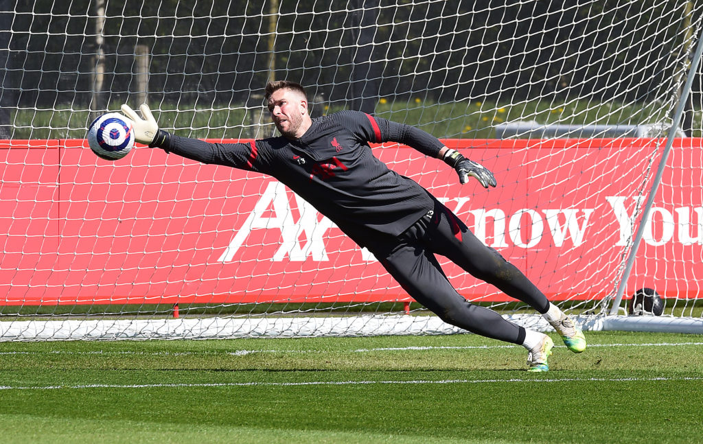 liverpool-transfer-contract-gossip-adrian-saves-shot-in-training--premier-leauge
