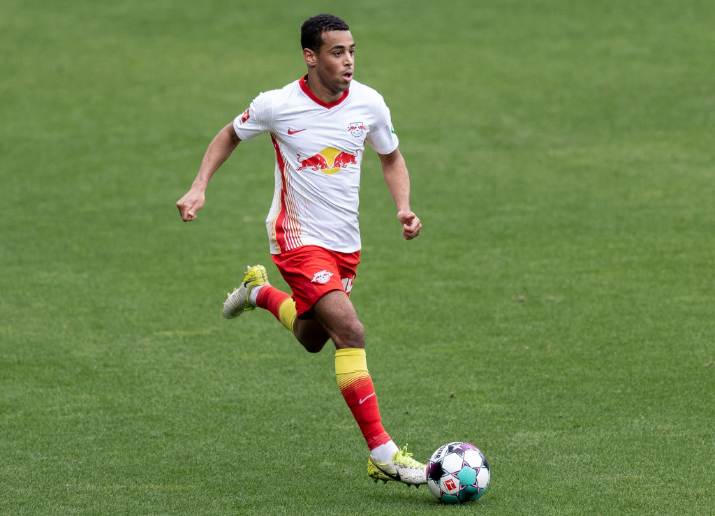 Tyler Adams is wanted by Arsenal.