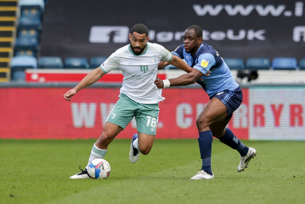 Wycombe Wanderers v AFC Bournemouth - Sky Bet Championship
