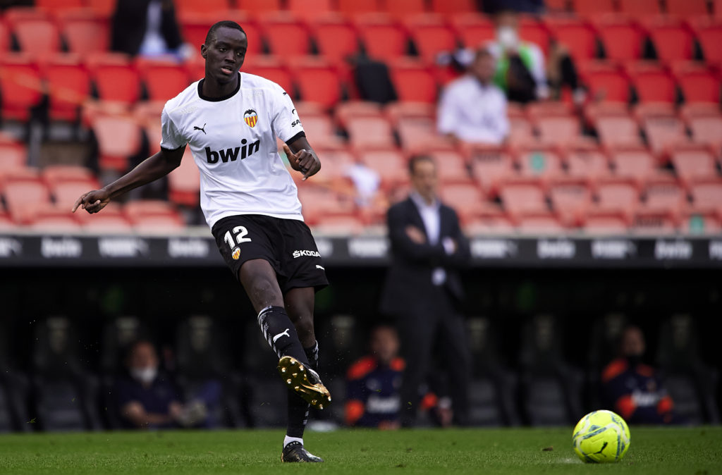 newcastle-united-transfer-gossip-leicester-city-target-mouctar-diakhaby-valencia-passes-ball-real-valldolid-la-liga
