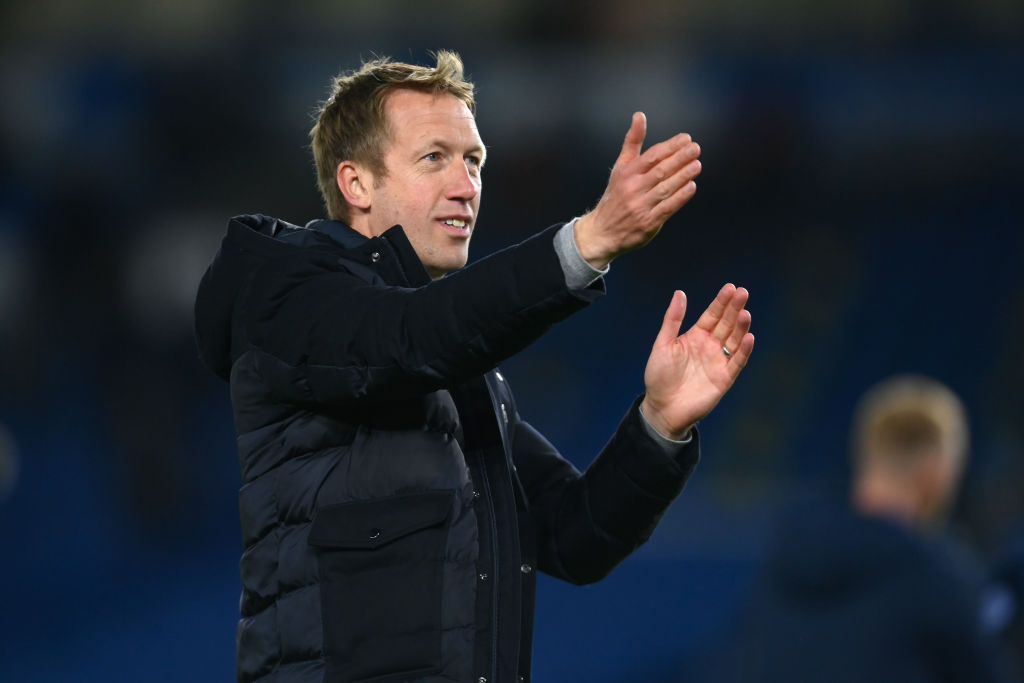 Spurs manager search: Could Graham Potter be the next Tottenham boss?
