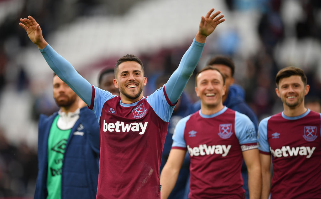 West Ham United star Pablo Fornals enjoyed a superb season and has been rewarded as Euro 2020 looms