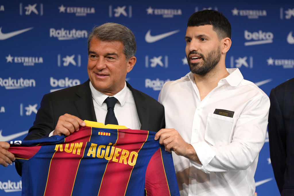 Manchester City need to replace Sergio Aguero this summer.