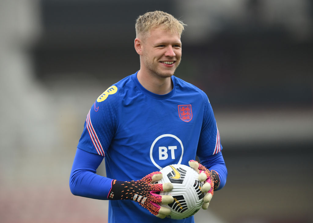 Arsenal are reportedly interested in Sheffield United goalkeeper Aaron Ramsdale.