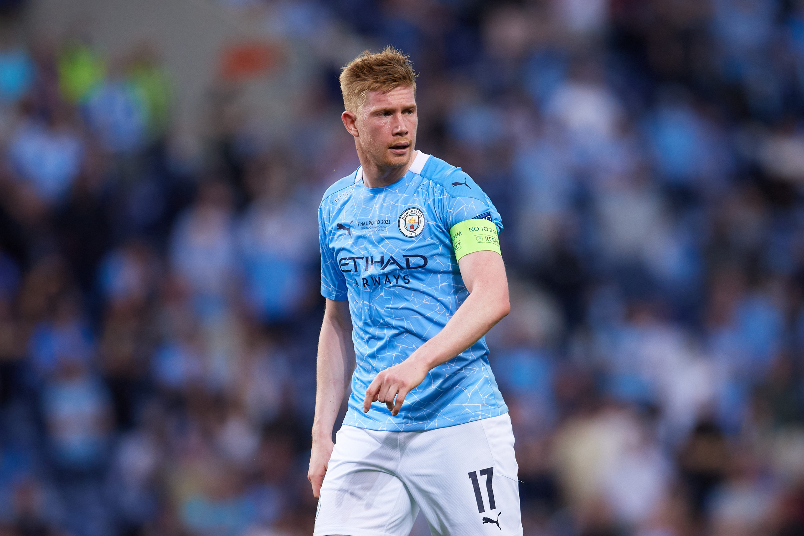 'Totally Ballon d'Or material': Euro 2020 boss thinks Man City star has an 'incredible brain' - The Boot Room