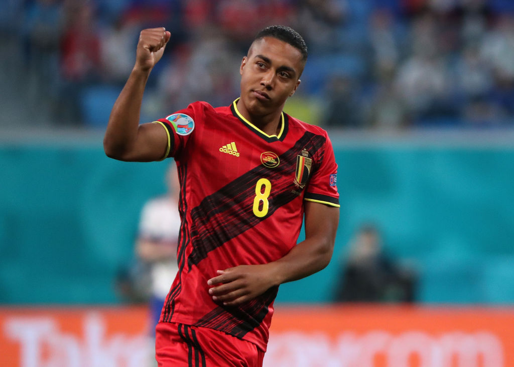 Liverpool may face a battle with Juventus to land Youri Tielemans in the transfer window