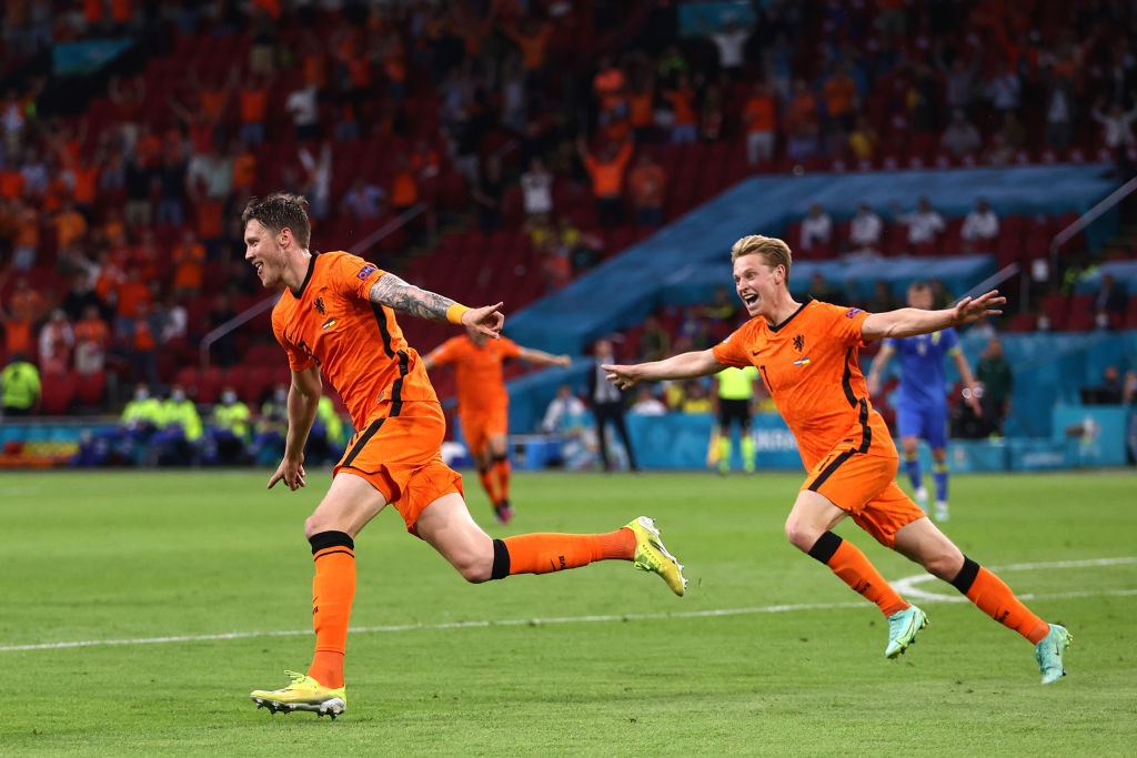 Spurs transfer target Wout Weghorst scored as the Netherlands opened their Euro 2020 campaign with a win