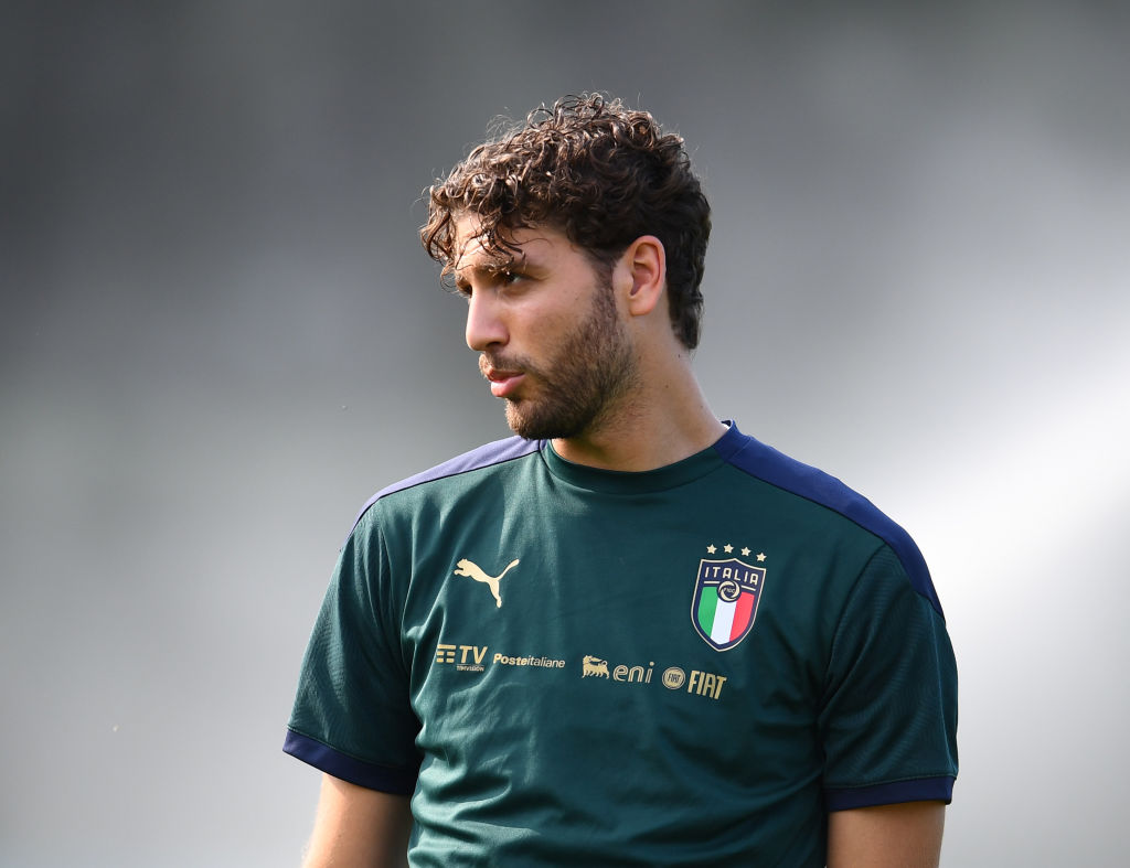 Italy Training Session And Press Conference