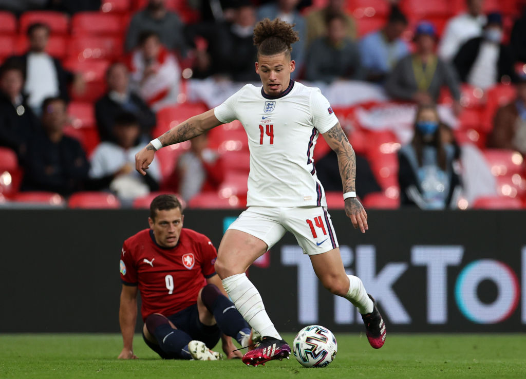 Kalvin Phillips has been outstanding for England at Euro 2020