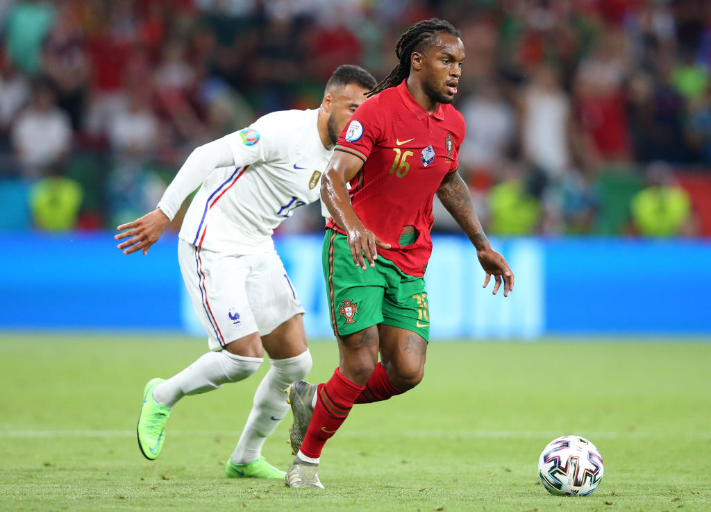 Arsenal are reportedly keeping tabs on Renato Sanches