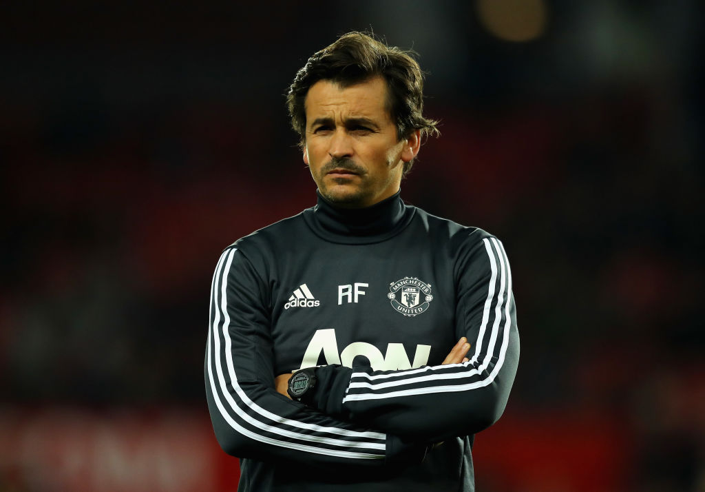 Celtic have reportedly held talks with Rui Faria, who is keen to be their next manager