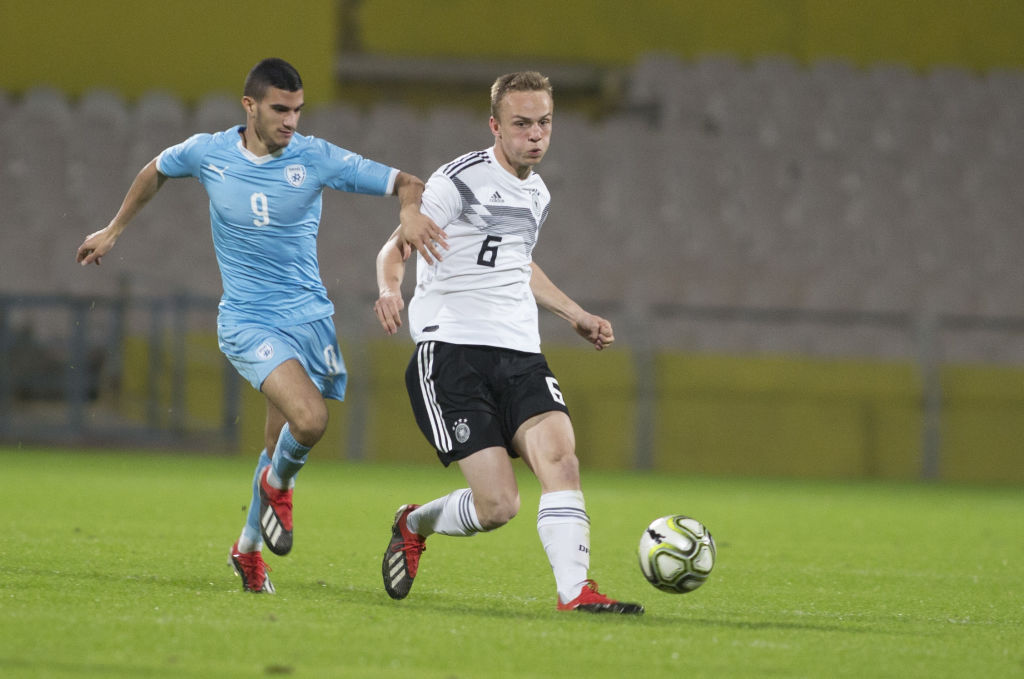 Celtic are close to signing Liel Abada (left)