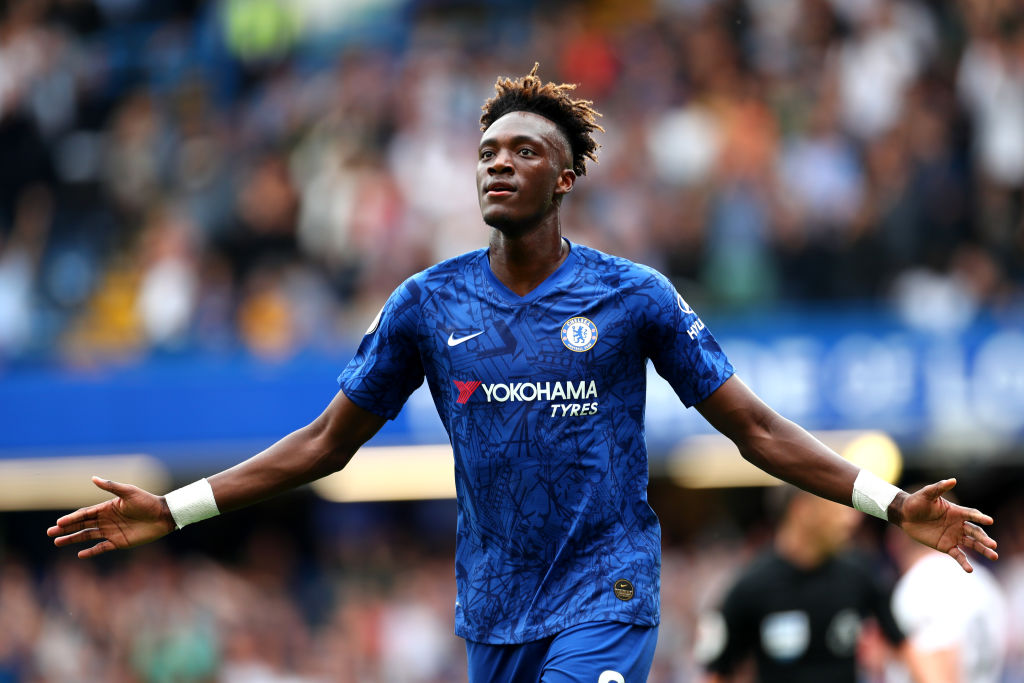 Southampton are reportedly eyeing Chelsea striker Tammy Abraham
