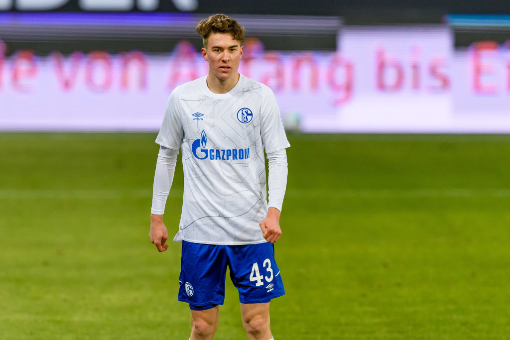 Spurs are reportedly planning a move for Matthew Hoppe of Schalke