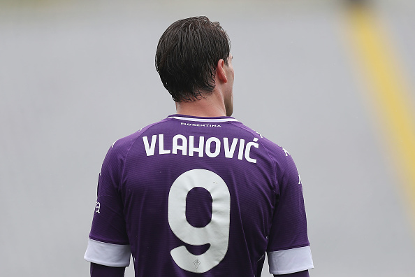 AFC Fiorentina will only consider selling Spurs target Dusan Vlahovic if an offer of €100m (£85m) is made for the attacker.